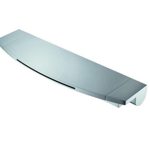 Just Taps Plus Flow Deck Mounted Bath Filler 43223
