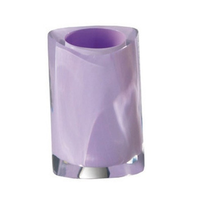 Gedy Twist Tumbler In Lilac 4698-79