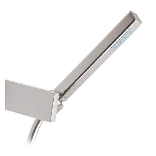 Kuatro Handset. Metalux Hose & Bracket 4749.K
