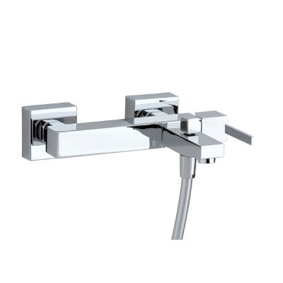 Kuatro Plus Bath/Shower Mixer Wall Mtd - no shower kit 4905.S
