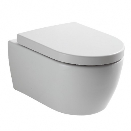 Saneux Austen wall-mounted wc pan 36 x 49cm