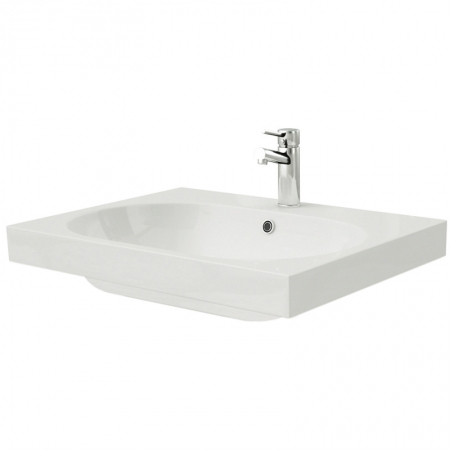 Saneux AUSTEN 60 x 45cm basin with 1 tap hole 50010
