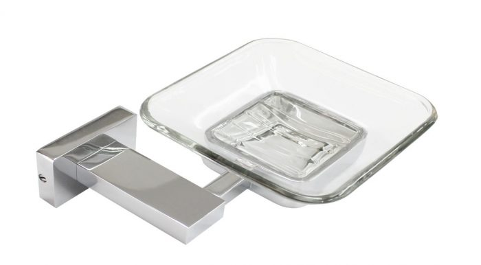 Just Taps Plus Bold Soap Dish 500131