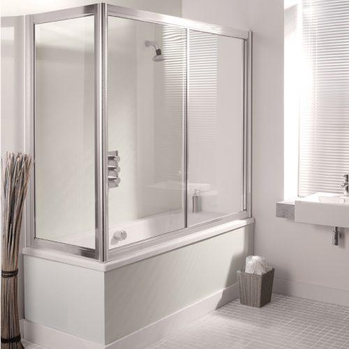 Crosswater Supreme Over Bath Slider Door ONLY 1700mm 5301