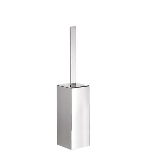Gedy Lounge Modern Square Toilet Brush Freestanding 5433-13