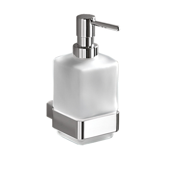 Gedy Lounge Wall Mounted Soap Dispenser In Chrome 5481 13