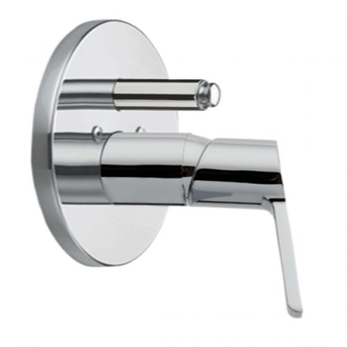 Aquanova Fly Concealed Manual Shower Mixer w Div 5515.Y.S
