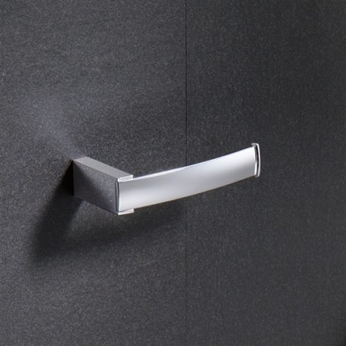 Gedy Kent Open Bathroom Toilet Loo Roll Holder 5524-13