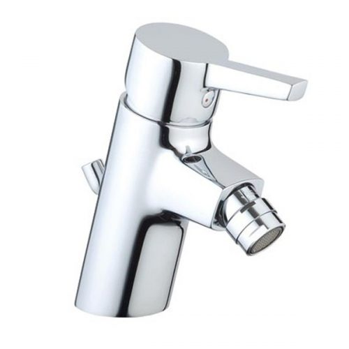 Vitra Slope Chrome Bidet Mixer 76.SBIM