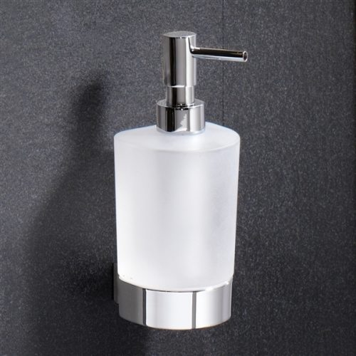 Gedy Kent Soap Dispenser In Chrome 5581-13