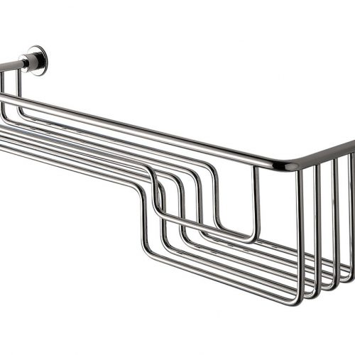 Gedy Oltre Double sponge basket In chrome 5620-13
