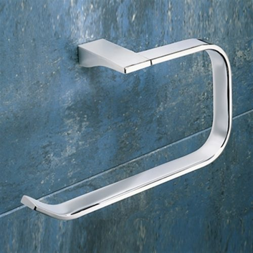 Gedy Glamour Towel Ring In chrome 5770-13