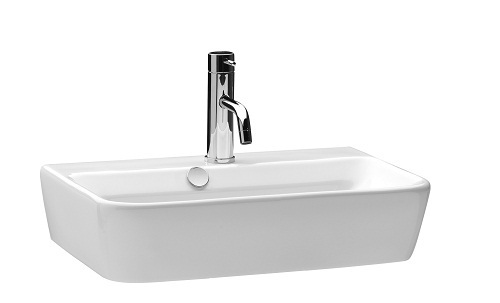 Saneux Project 50 x 35 washbasin 1 TH 60110