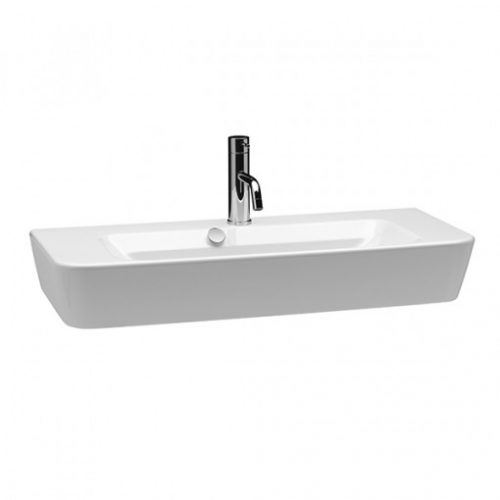 Saneux Panoramic 65 x 52cm wall hung washbasin 6631