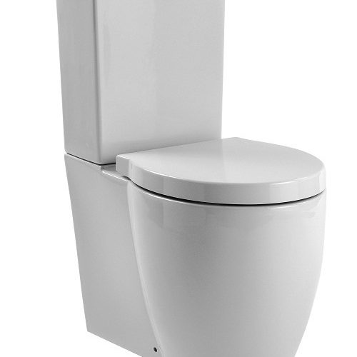 Saneux Panoramic Cone c/c wc toilet pan Only 6615