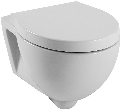 Saneux Panoramic wall mounted wc toilet pan Only 6618