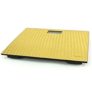 Gedy Marrakech Bathroom Scales in Gold 6790-87