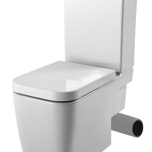 Saneux Jones right hand soil exit wc toilet pan 69172