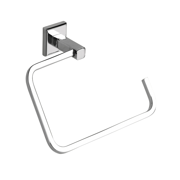 Gedy Colorado Towel Ring In Chrome 6970-13