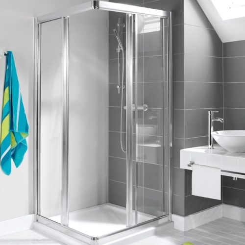 Simpsons Supreme Corner Entry Shower Enclosure 700mm 7274