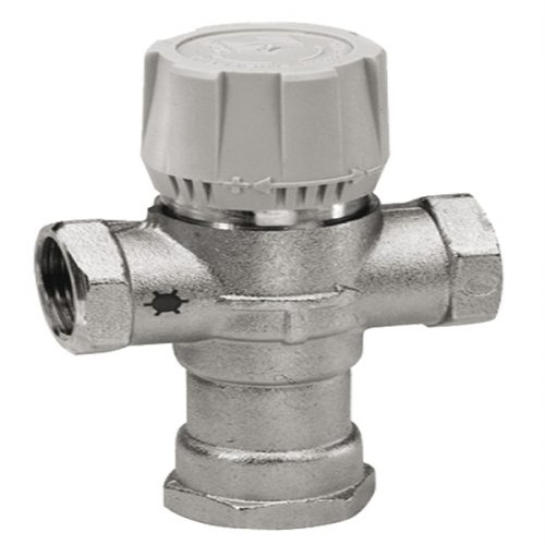 Thermostatic Pre-Mixer Tap with non-return valve 733