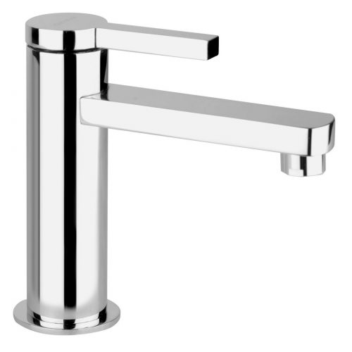 Just Taps Plus single lever basin mixer no waste 75001