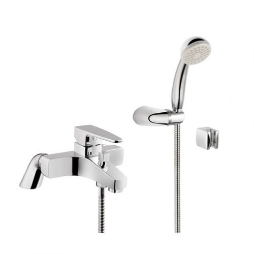 Vitra Q-Line Bath Shower Mixer 76.BQBSM