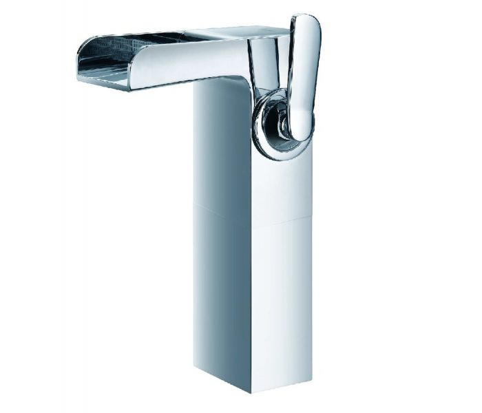 Just Taps Plus Cascata S/Lever Tall Basin Mixer 77009