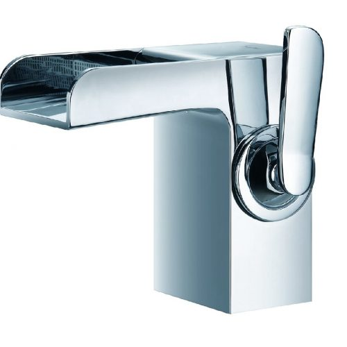Just Taps Plus Cascata Single/Lever Basin Mixer 77051