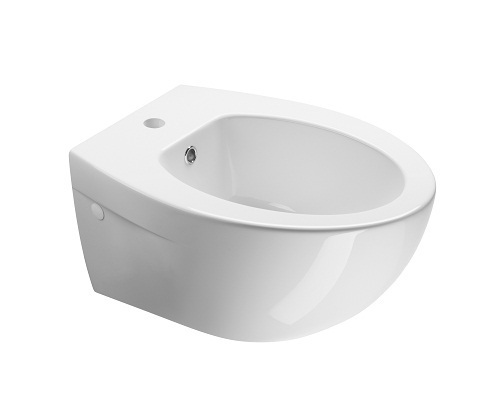 Saneux Poppy Slim Wall Mounted Bidet 7760