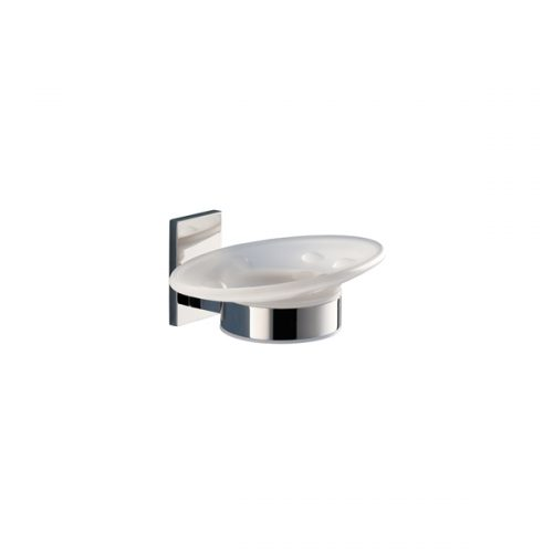 Gedy Maine Soap Dish In Chrome 7811-13