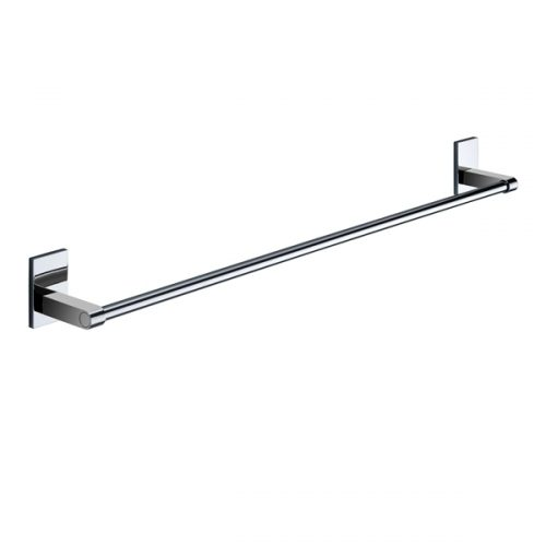 Gedy Maine Bathroom Towel Rail 600mm in Chrome 7821/60-13