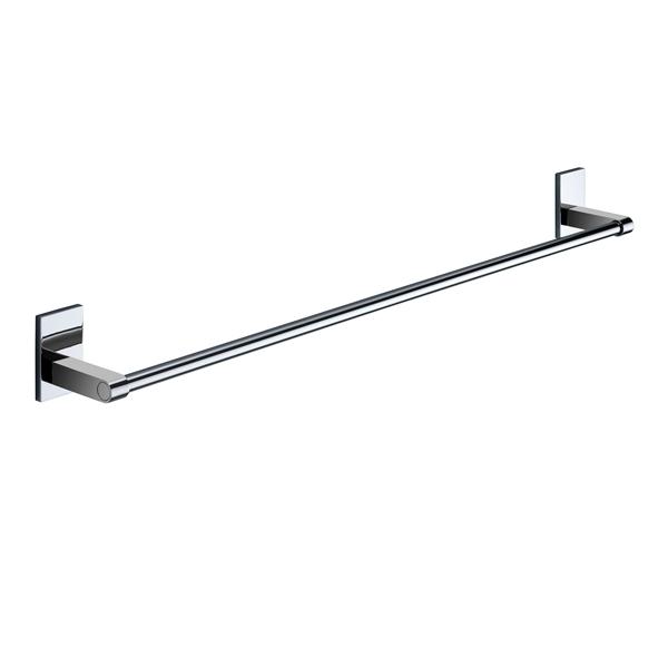 Gedy Maine Bathroom Towel Rail 600mm in Chrome 7821/60-13