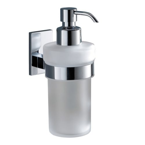 Gedy Maine Soap Dispenser in Chrome 7881-13