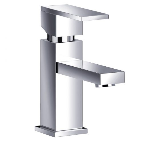 Just Taps Plus Athena mini basin mixer 8602586025SD86025HW