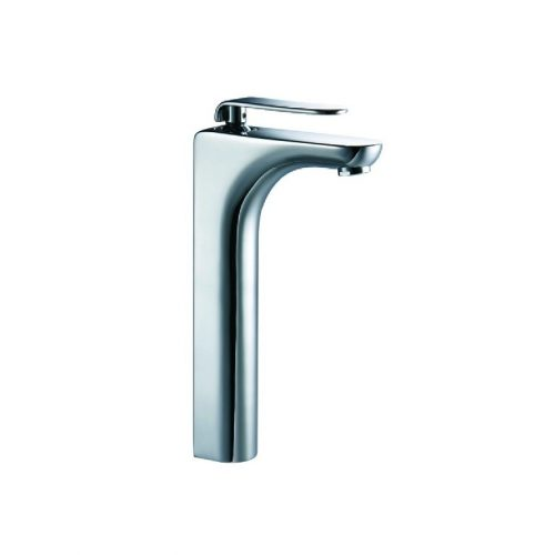 Just Taps Plus Vue S/Lvr High Neck Basin Mix No PUW 87009