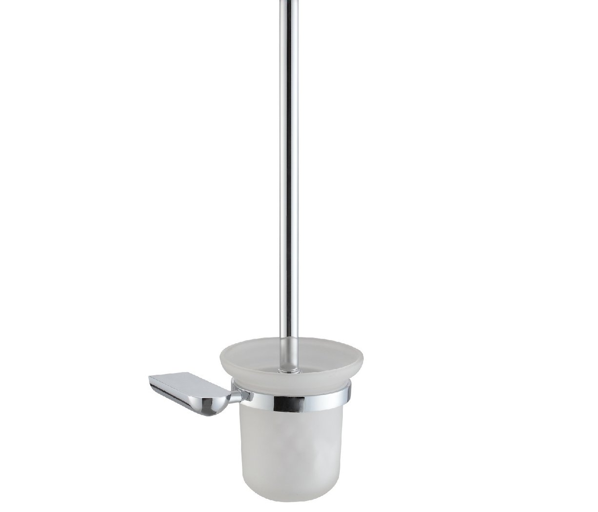 Just Taps Plus Vue Toilet Brush And Holder 87165