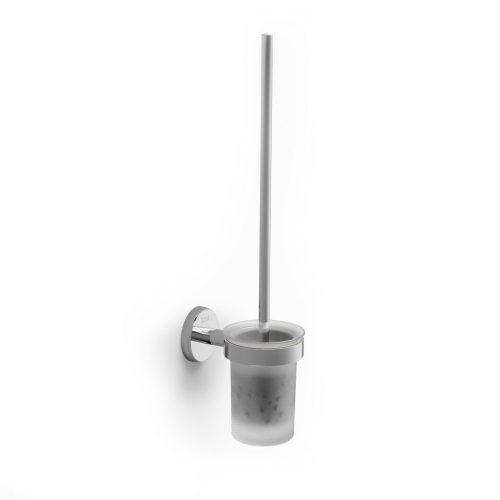Roca Twin Chrome Toilet Brush Holder 120.TWTBH