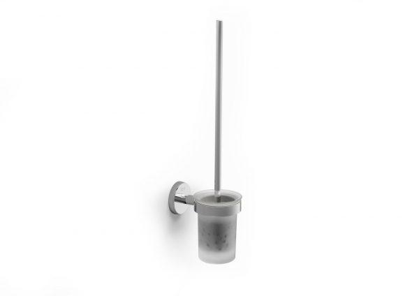 Roca Twin Chrome Toilet Brush Holder 120.TWTBH