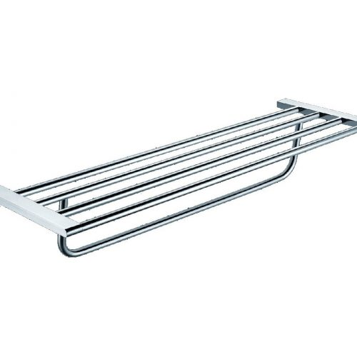 Just Taps Plus Towel Shelf With Bar 940181