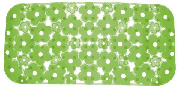 Gedy Margherita Plastic Bath Mat Zingy Green 973572-P8