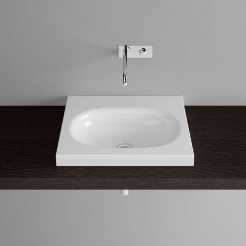 Bette Comodo Countertop Basin 60 X 49 Nth White