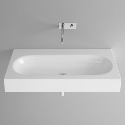Bette Comodo Countertop Basin 80 X 49 Nth White