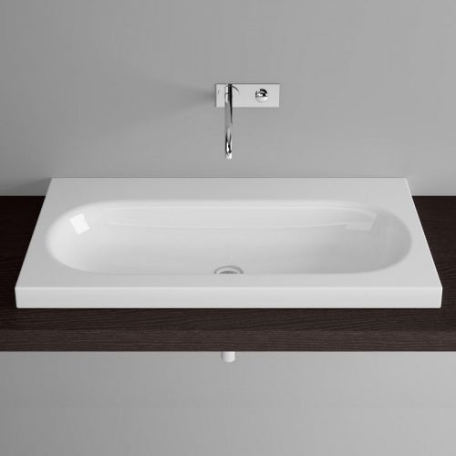 Bette Comodo Countertop Basin 100 X 49 Nth Whit
