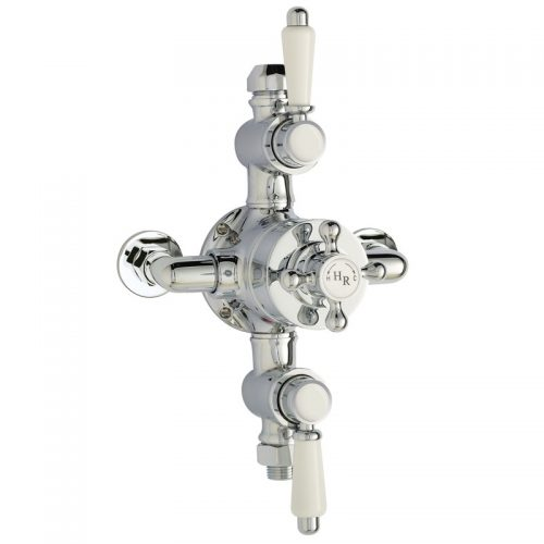 Hudson Reed Triple Exposed Thermo Shower Valve A3089E