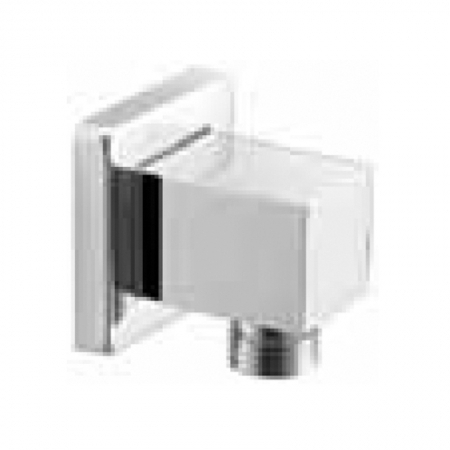 Saneux square shower wall outlet elbow AC007