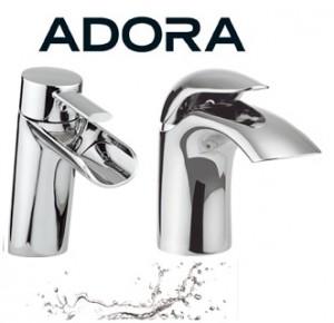 Adora Aqua Tall Monobloc Basin Mixer TapMBAQ112D