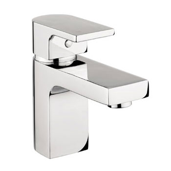 Adora Planet Square Basin Mixer Tap no waste MBPS110N