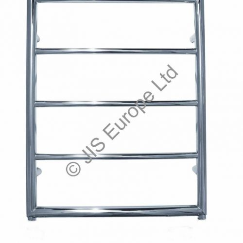 JIS Alfriston 650/520 Stainless Steel Heated Towel Rail