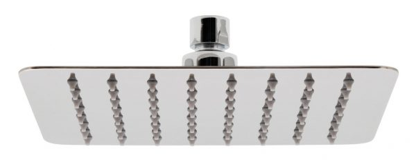 Stock Vado Aquablade square shower head 200mm AQB-SQ/20-C/P